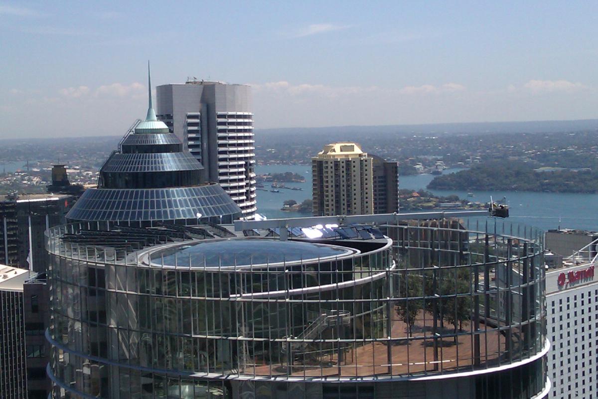 Bligh St, Sydney: 1