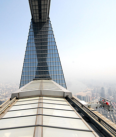 Shanghai World Financial Center: 2