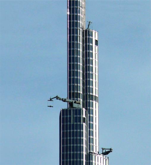 Burj Khalifa, Dubai: 0