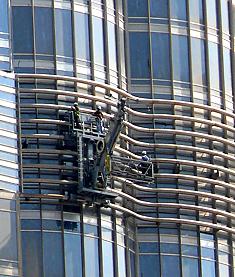Burj Khalifa, Dubai: 2