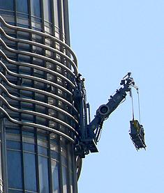 Burj Khalifa, Dubai: 3