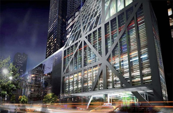 53 West 53rd facade