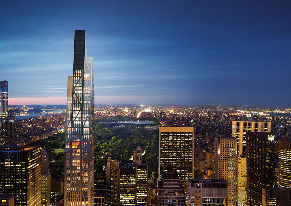 53 West 53rd tower