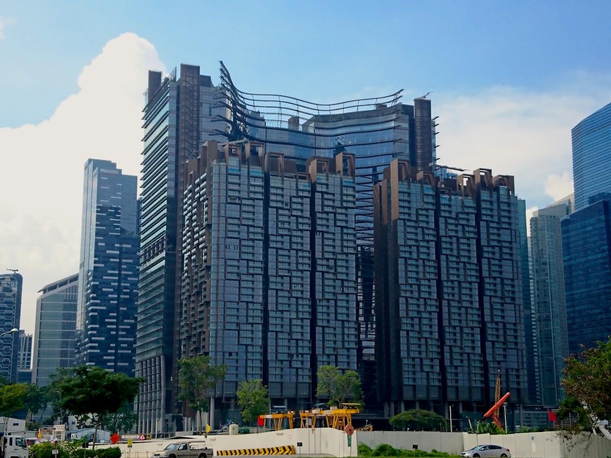 Marina One, Singapore: 0