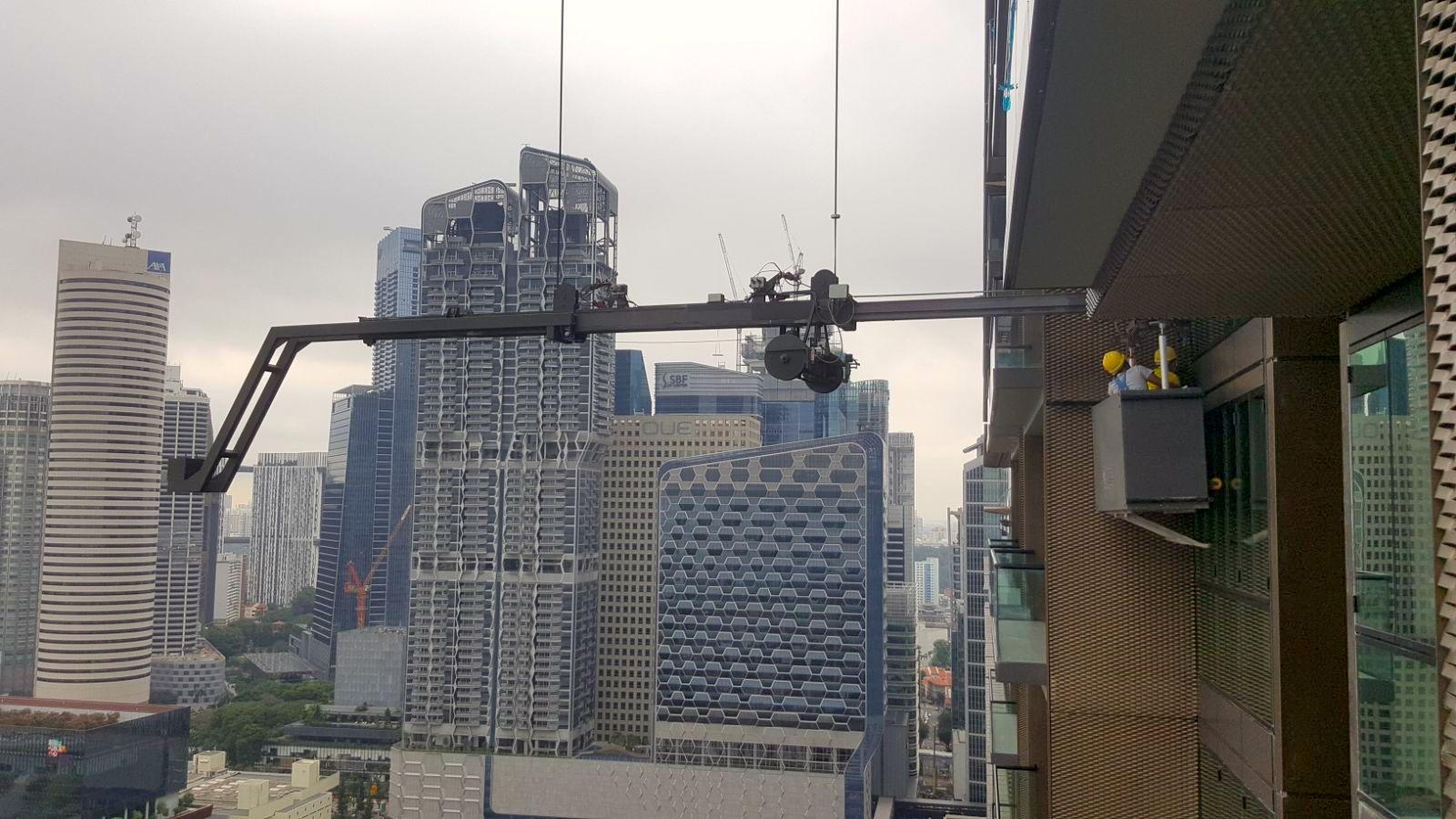 Marina One, Singapore: 3