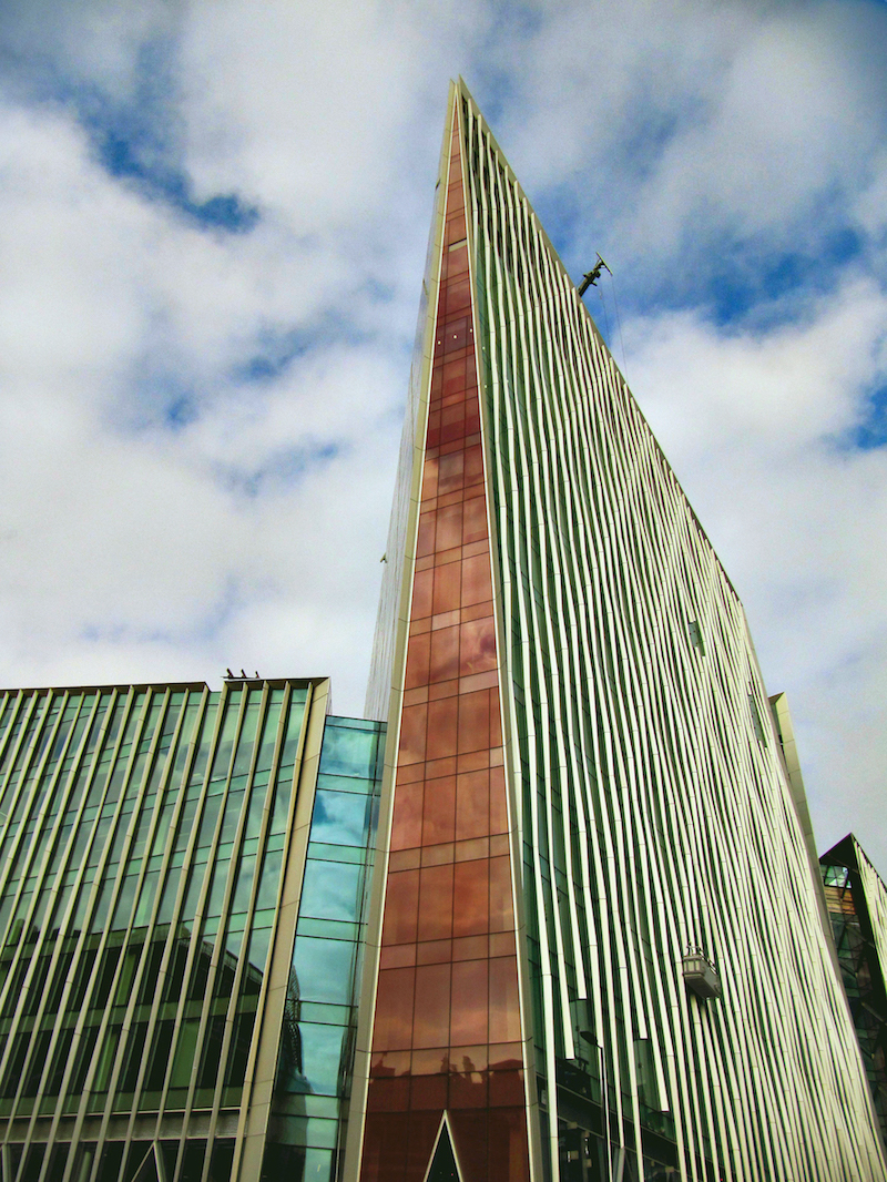 The Nova Building, London: 0