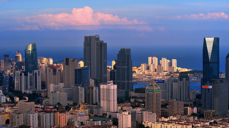 Qingdao_skyline