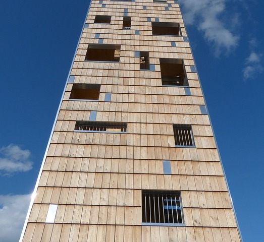 timber high-rise
