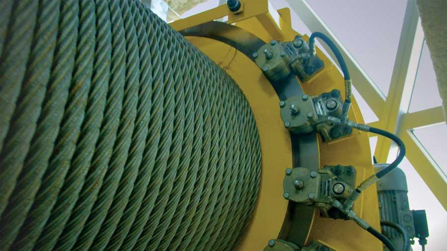 CoxGomyl quality parts - wire rope