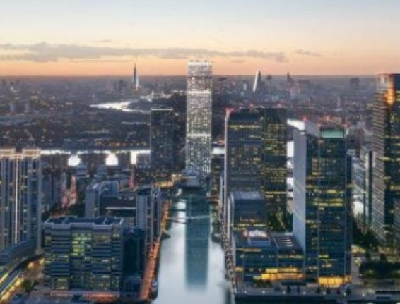 CoxGomyl partners with Alimak to provide BMUs on joint project for London's Landmark Pinnacle Skyscraper