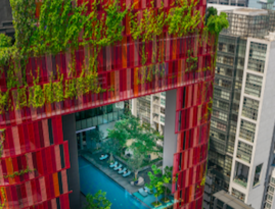 How sustainable architecture is changing the built environment