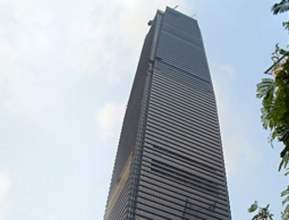 International Commerce Centre, HK, China