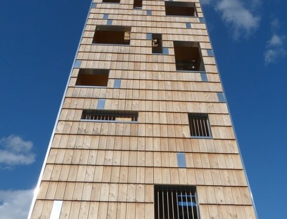 High-rise timber buildings and facades