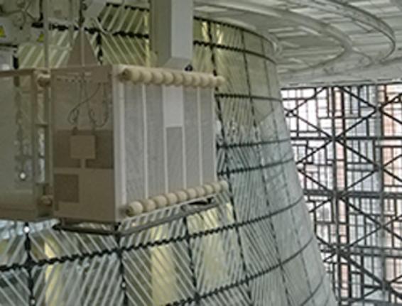 Versatile facade access solutions