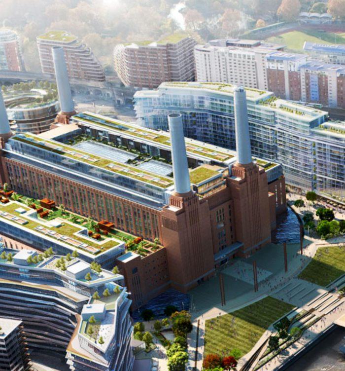 Battersea Power Station - London