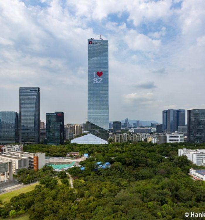 The Hanking Centre - China