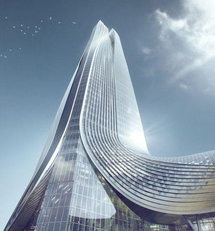 Hengqin International Finance Centre - China
