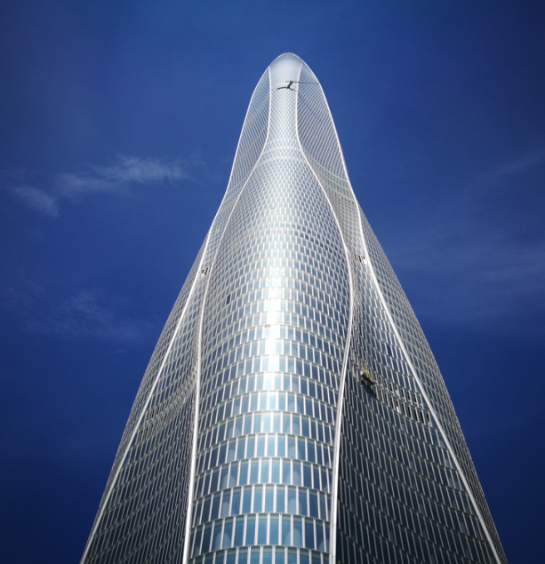 Tianjin Chow Tai Fook Financial Centre