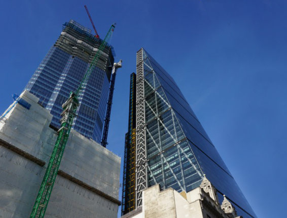 Providing comprehensive access for the City of London's new icon