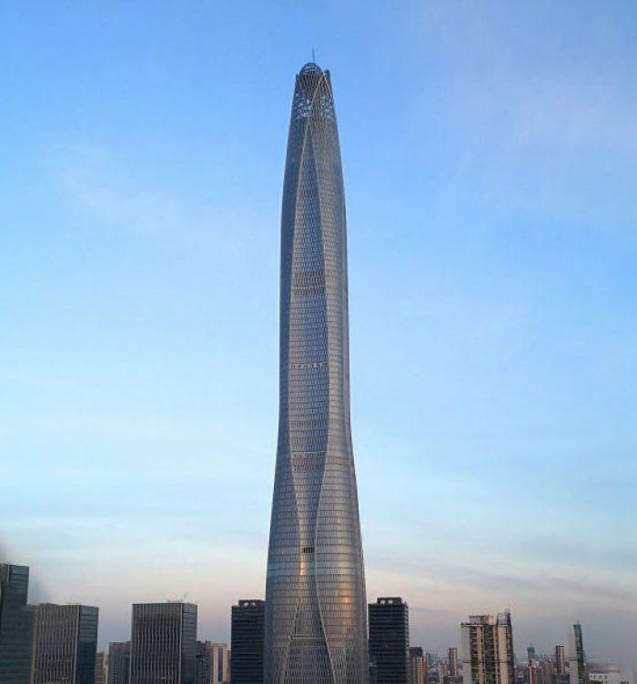 Tianjin Chow Tai Fook Financial Centre - China