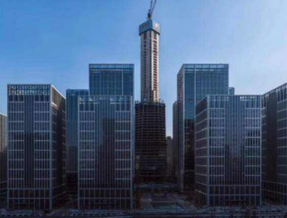 CoxGomyl's access solution achieves complete coverage of Jinan Center Financial City's tower