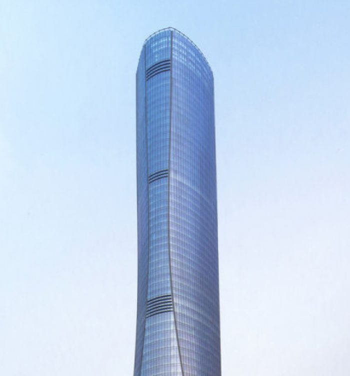 Zhuhai Centre Tower - China