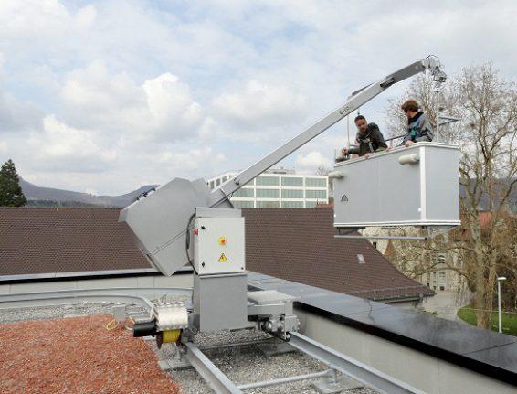 High quality, economical façade access solutions – Introducing CoxGomyl's 1000 Series range