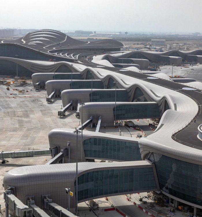 Abu Dhabi Airport - Abu Dhabi