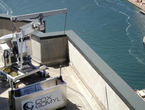 How the CoxGomyl range provides superior building access solutions