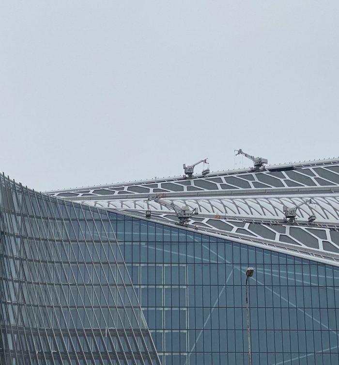 Lakhta Centre - Russia