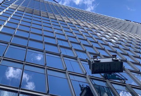 Plan for essential glass replacement with a comprehensive facade access solution