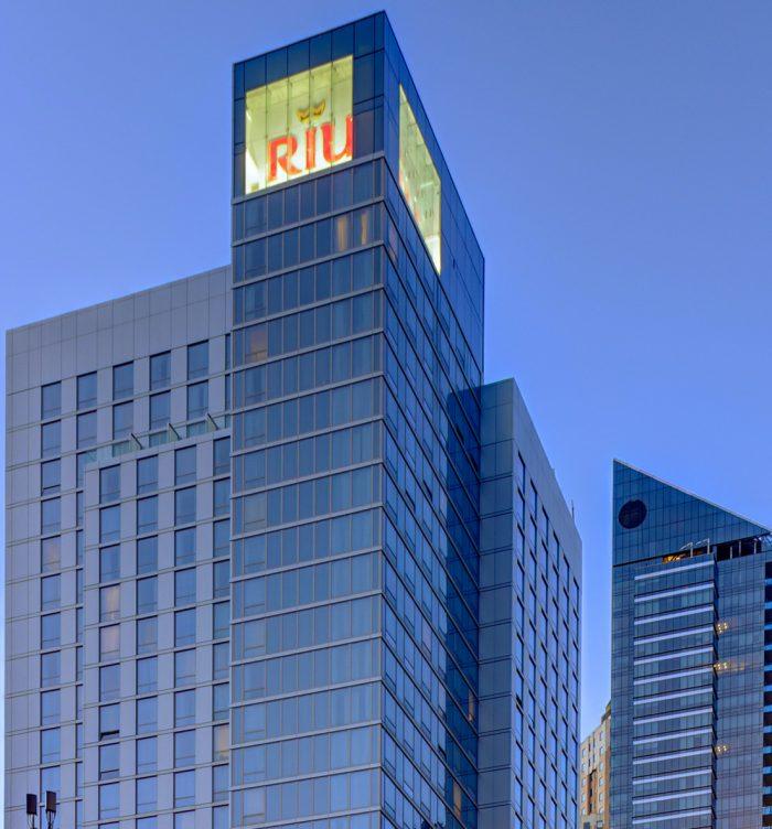 RIU Hotel - New York, USA