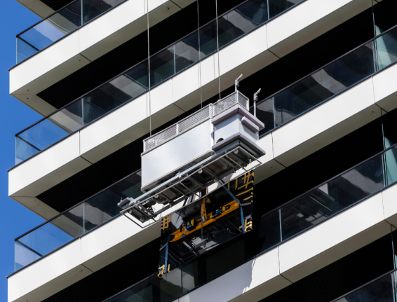 Visualisation services for premium facade access solutions