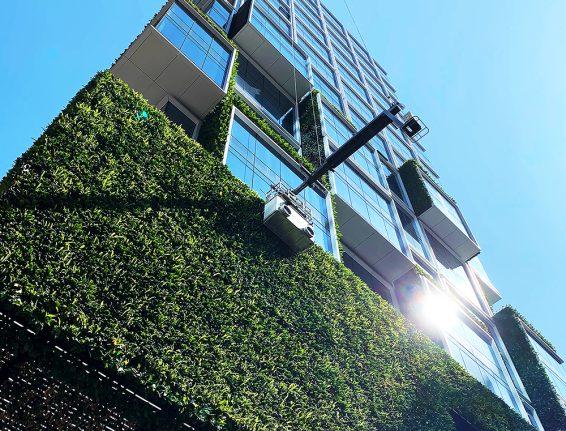 CoxGomyl's commitment to sustainability